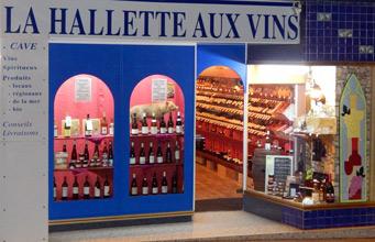 La Halette aux Vins - Portbail
