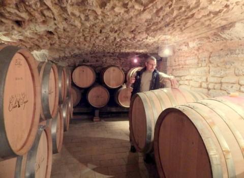la hallette aux vins les fûts
