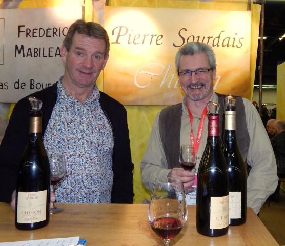 La hallette aux vins salon des vins de loire 2017 la for Salon des vins de loire 2017