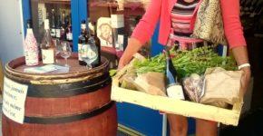 la hallette aux vins marché du terroir 01